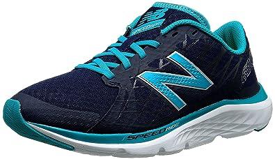 New Balance W690RD4, Chaussures de Running Compétition Femme - Gris - Gris, 39 EU