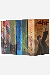 Harry Potter Hard Cover Boxed Set: Books #1-7 Hardcover