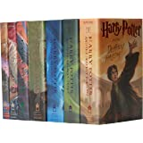 Harry Potter Hardcover Boxed Set: Books 1-7