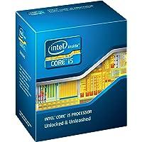 Intel Sandybridge i5-2500K Unlocked Core i5 Quad-Core Processor (3.30GHz, 6MB Cache, Socket 1155)
