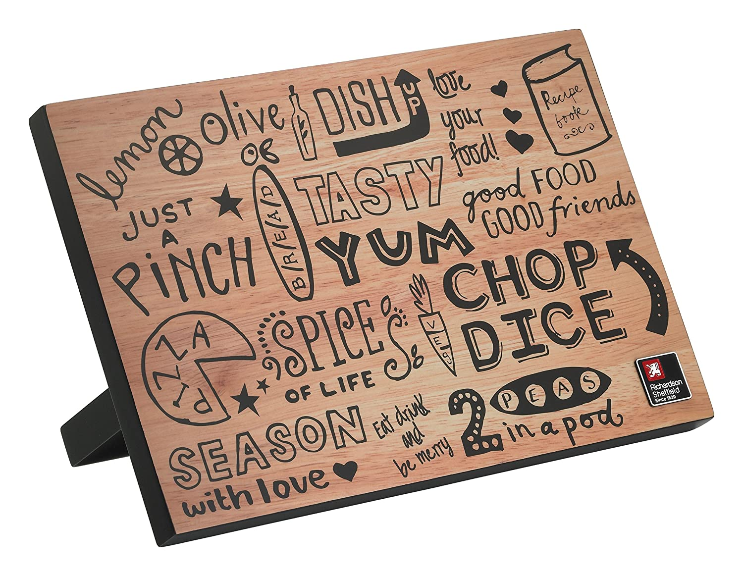 Richardson Sheffield Doodle portacoltelli magnetico universale supporto, nero Amefa UK Ltd R164PWRC98924