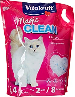 VITAKRAFT magic clean 15526 arena para gatos, duración de 8 semanas, 8,4