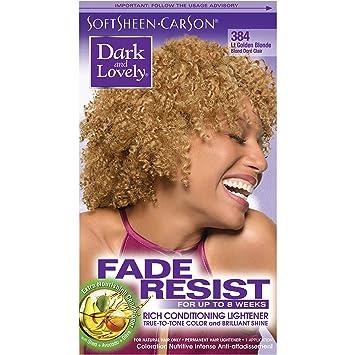 Amazon Com Softsheen Carson Dark And Lovely Fade Resist Rich