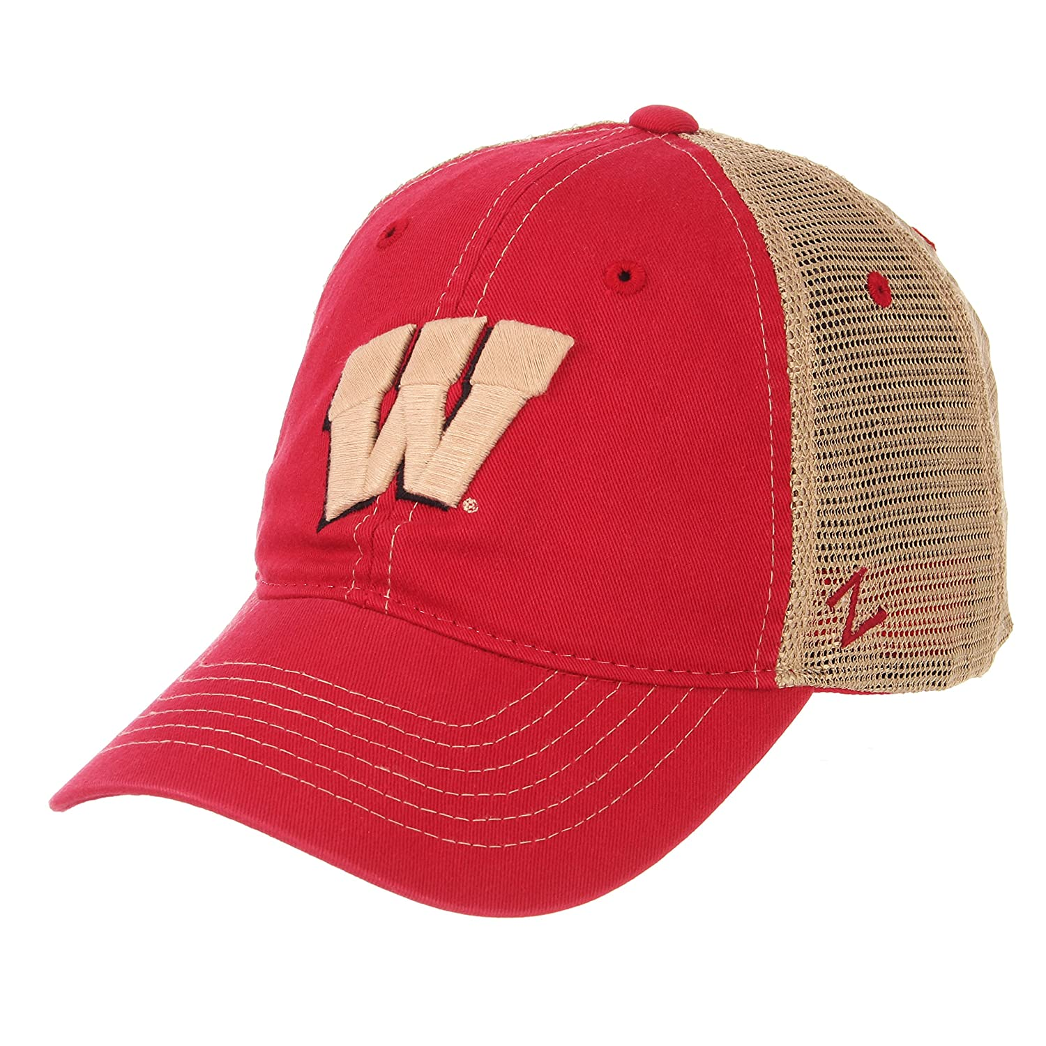 Institutionリラックスキャップ B0791SB7Z7 Adjustable Adjustable Adjustable|Wisconsin Badgers Badgers, mother:445ff50c --- acee.org.ar