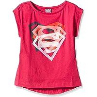 PUMA Supergirl - Camiseta niña
