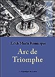 Arc de Triomphe (French Edition)