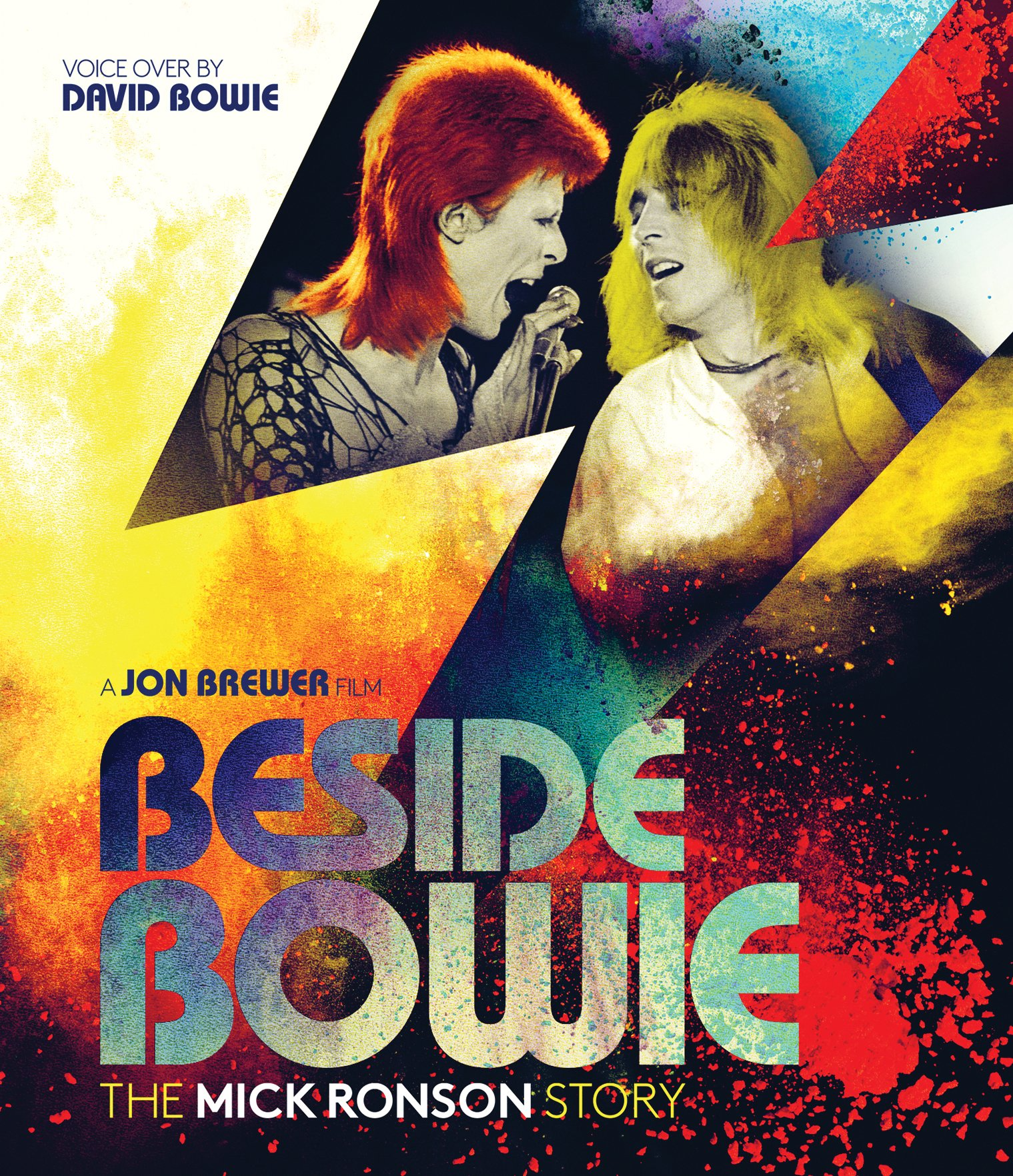 Beside Bowie: Mick Ronson Story (With DVD, 2PC)