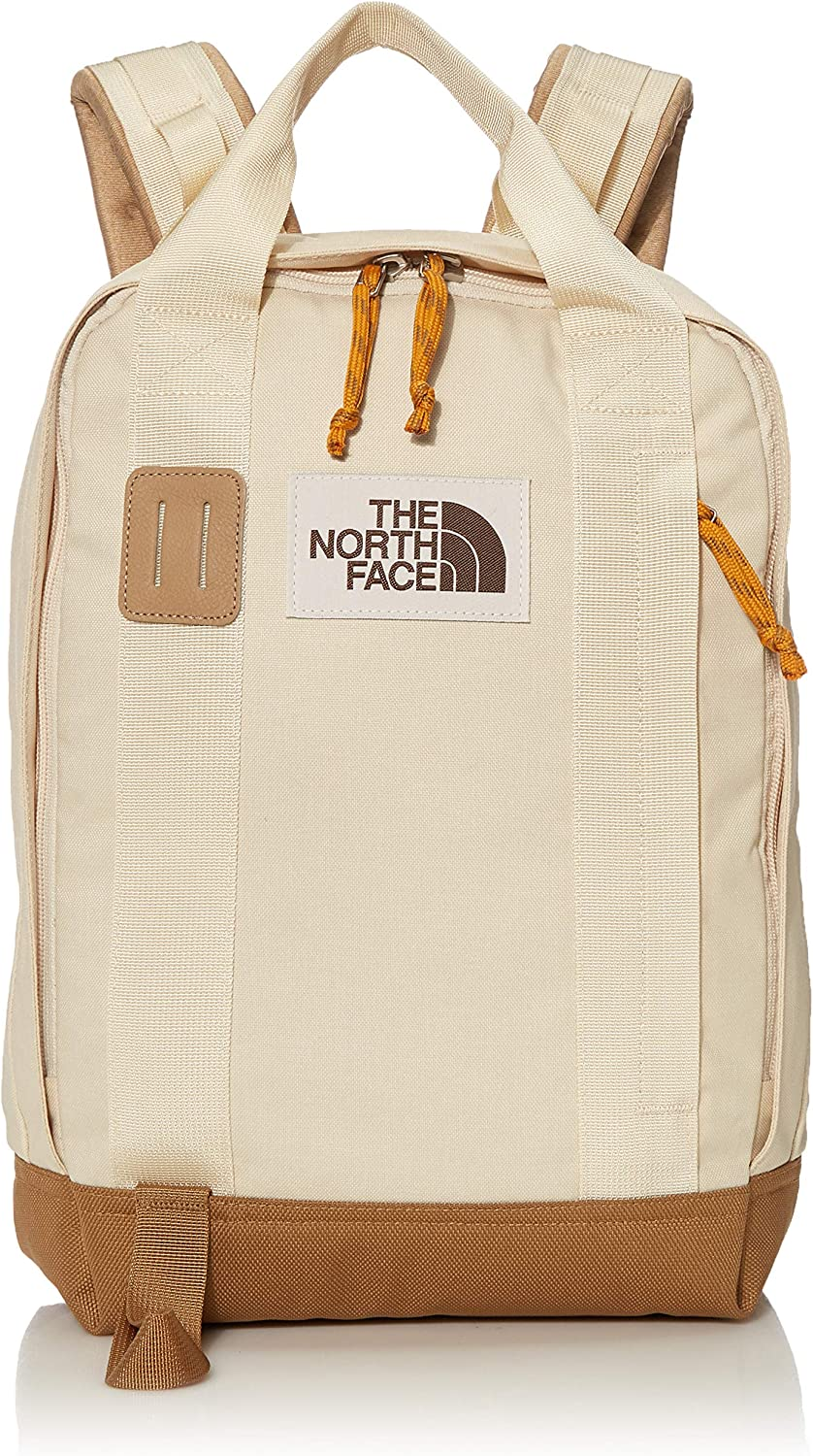 The North Face Tote Pack Bleached Sand Dark Heather/Utility Brown One Size