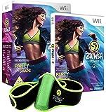 Zumba 2 Fitness Wii - Bundle Pack with Belt accessory [Edizione: Regno Unito]
