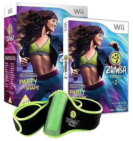 Zumba Fitness 2 (Wii)[Importación inglesa]: Amazon.es ...