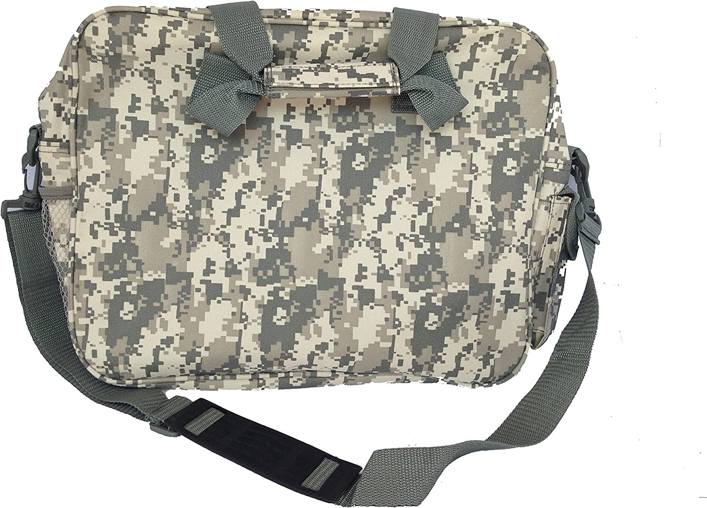 Camouflage2 ImpecGear Deluxe Digital Camouflage Portfolio Organizer Carry Briefcase Laptop Bag