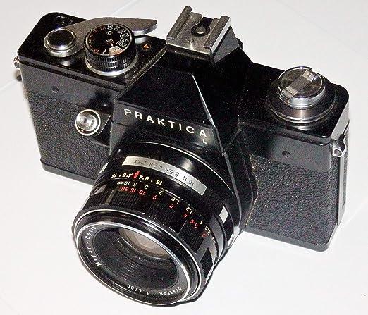 PENTACON PRAKTICA L Hecho en DDR GDR - Cámara réflex con lente ...