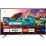 "TCL U43P6046 43"" 4K Ultra HD Smart TV Wifi Métallique écran LED"