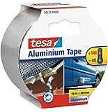 TESA 56223-00000-01 Cinta De Reparación, Plateado, 10mx50mm