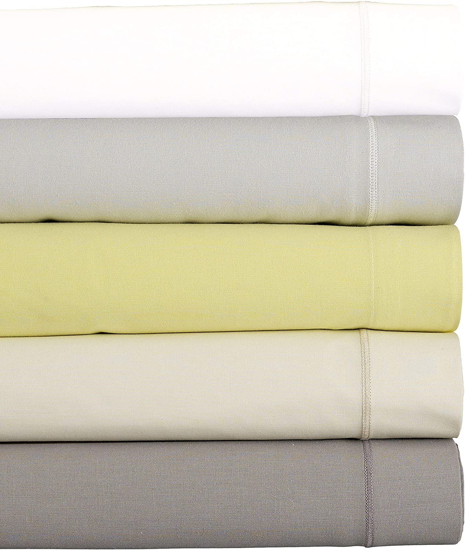 Ptit Basile 118x180 cm Rose lits /à barreaux ou parapluie Drap de Lit b/éb/é enfant coton Bio