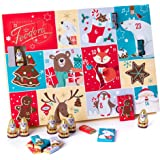 Feodora Adventskalender Santa Claus, 1er Pack (1 x 130 g)
