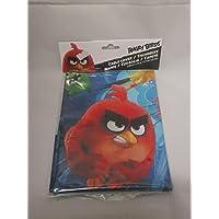 Amscan- Mantel de plástico Angry Birds, 9900931, 120 x 180 cm