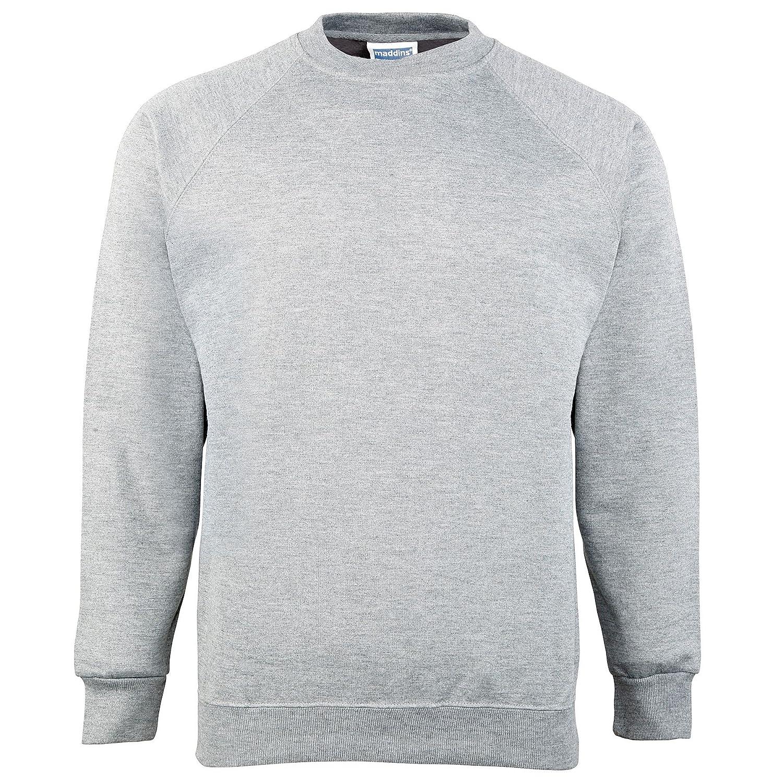 well-wreapped Maddins-Mens Sweatshirts-Hoodies-Coloursure sweatshirt ... e42fbe473