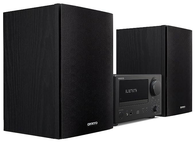 Amazon.com: Onkyo sistema receptor CD Negro (cs-375 ...