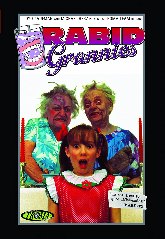 Rabid Grannies [Reino Unido] [DVD]: Amazon.es: Catherine ...