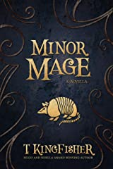 Minor Mage Kindle Edition