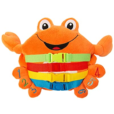 Buckle Toys - Barney Crab: Toys & Games