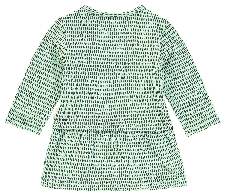 Noppies Baby-M/ädchen Kleid G Dress La Pomona AOP