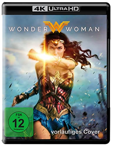 Wonder Woman (4K Ultra HD) [Blu-ray]