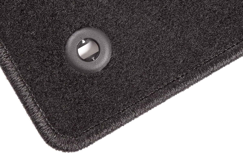 Carmat Texer Textil Fußmatten Passend Für Honda Accord Viii Bj 2008 2015 Basic Auto