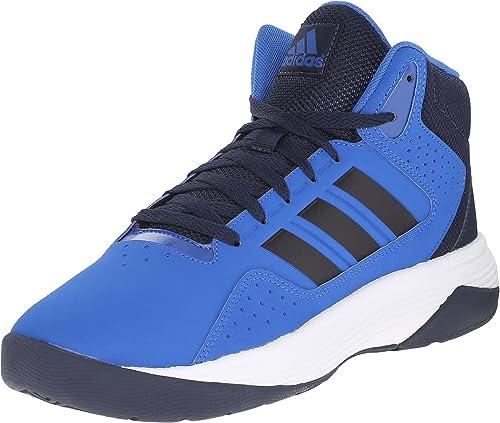 Comportamiento por favor no lo hagas Marquesina  adidas Performance Men's Cloudfoam Ilation Mid Basketball Shoe,  Blue/Collegiate Navy/White, 13 M US: Buy Online at Best Price in UAE -  Amazon.ae