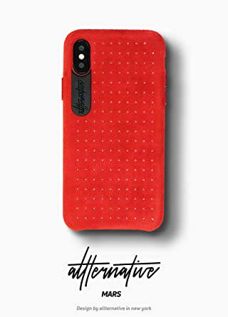 Amazon.com: iPhone X funda, funda de piel para Apple Iphone ...