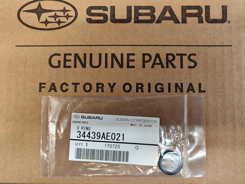 Genuine Subaru 34439AE021 O Ring-Connector, Quantity 1