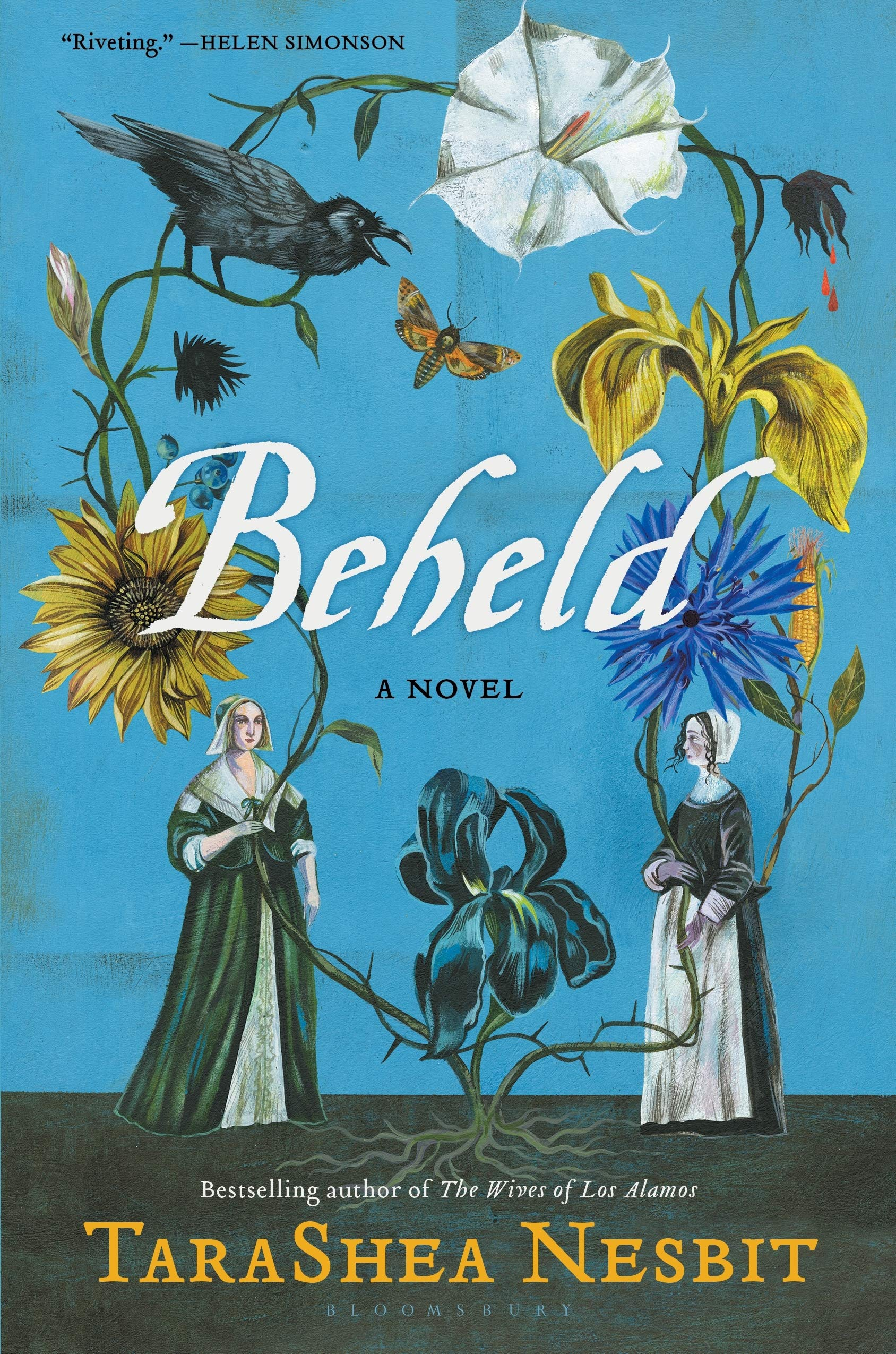 Beheld: Nesbit, TaraShea: 9781635573220: Amazon.com: Books