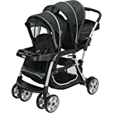 Graco Ready2Grow LX Double Stroller, Gotham