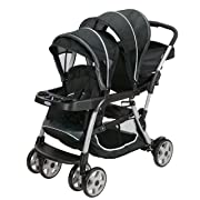 Graco Ready2grow Click Connect LX Stroller, Gotham, One Size