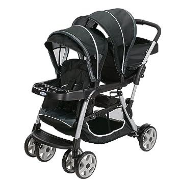 Graco Ready2Grow LX Double Stroller   Lightweight Double Stroller, Gotham