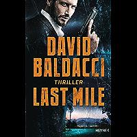 Last Mile: Thriller (Die Memory-Man-Serie 2)