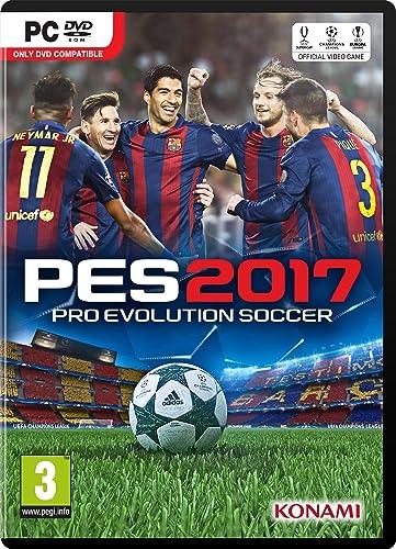 Pro Evolution Soccer (PES) 2017 [Importación Italiana]: Amazon.es ...