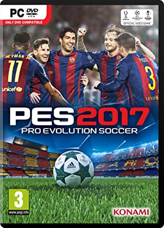 31c97c1257 Buy PES 2017 (PC) Online at Low Prices in India
