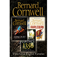 Three Great English Victories: A 3-book Collection of Harlequin, 1356 and Azincourt