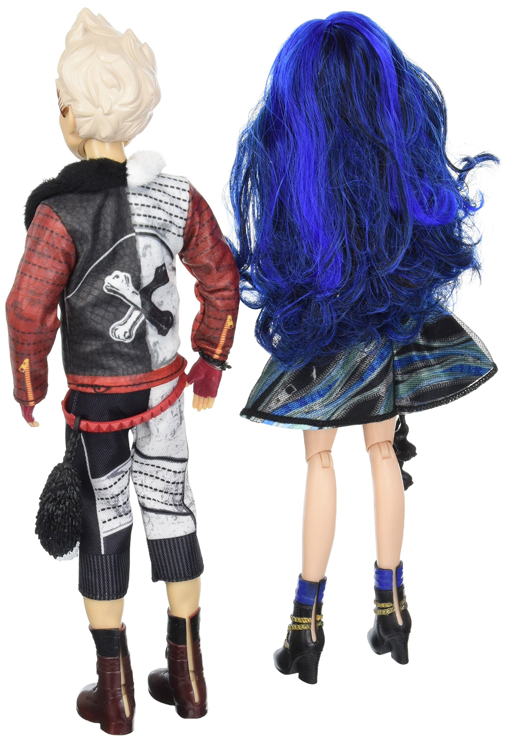 3f9e466749 Disney Descendants Two-Pack Evie Isle of the Lost and Carlos Isle of ...