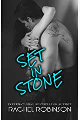 Set In Stone: A Navy SEAL second chance Romance (CRAZY GOOD SEALS Book 2) Kindle Edition