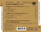 Norman: Symphony No. 1 in F