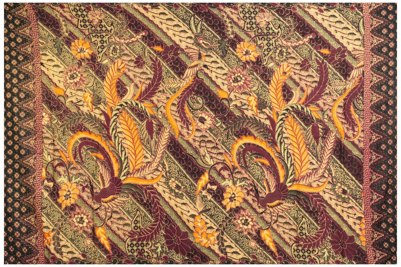 Curious Designs Sarongs - Traditional Javanese, Bird of Paradise, Lotus