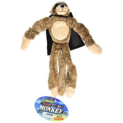 Flingshot Slingshot Flying Screaming Monkey: Toys & Games