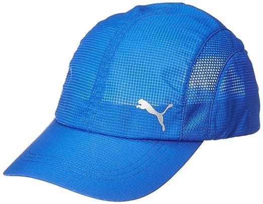 Puma Men s Cap (2151005 Blue One Size)  Amazon.in  Clothing ... cd34c2df99b