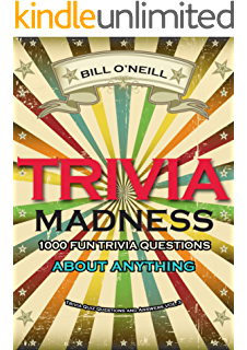 Movie trivia madness interesting facts and movie trivia best trivia madness volume 3 1000 fun trivia questions trivia quiz questions and answers fandeluxe