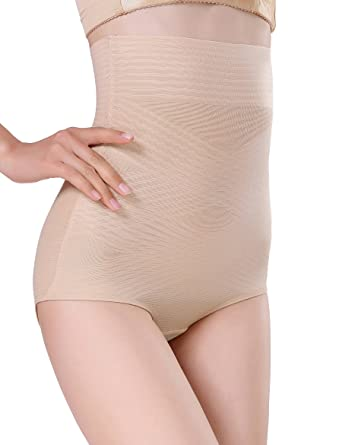 7d70ae33f1512 MSJESSIE Women s High Waist Shapewear