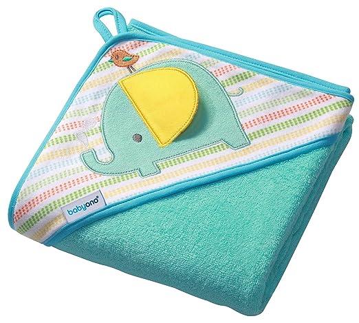 2 opinioni per Baby Asciugamano da bagno in spugna con cappuccio Kids asciugamano con cappuccio