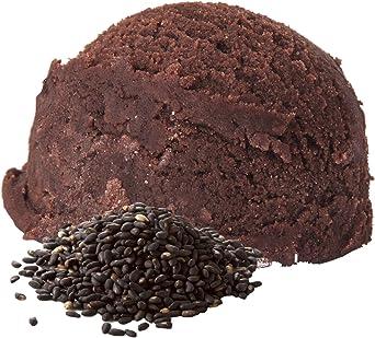 Sabor negro de sésamo 1 Kg Helado Gino Gelati en polvo para helado de fruta Helado suave en polvo helado